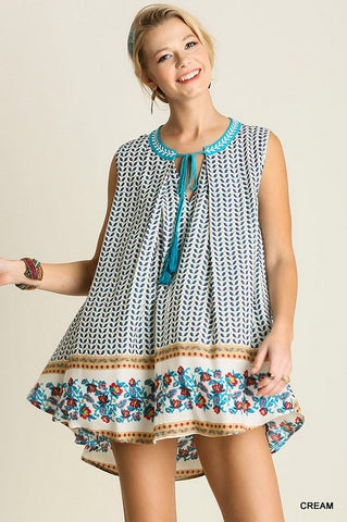 You Complete Me Tunic Top