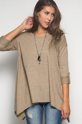 The Perfect Shirt - Taupe