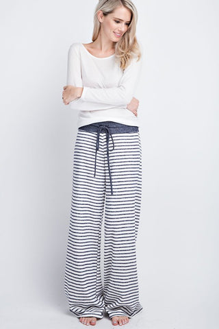 Walk In The Park Lounge Pants - Navy
