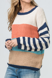 All The Feels Chenille Sweater