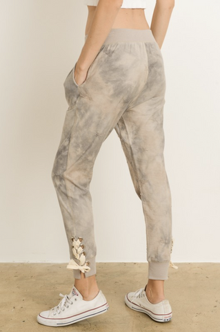 Star Washed Joggers