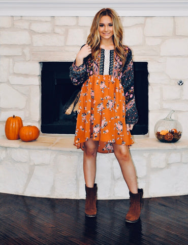 Brunch Date Tunic Dress