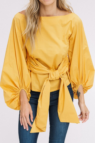 Tuscan Sunshine Top