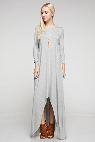 Simply Perfect Maxi Dress