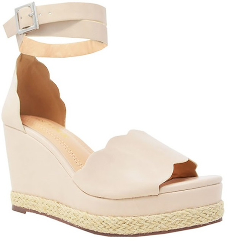 Clara Espadrille Wedge Sandals