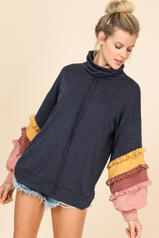Texas Nights Pullover
