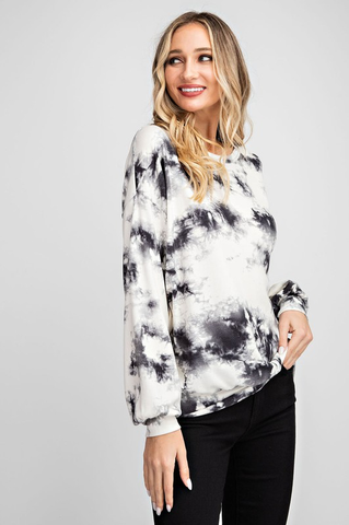 Your Best Life Tie-Dye Top