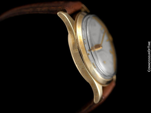 1944 Rolex Vintage Boys Size Midsize Watch - Solid 9K Gold