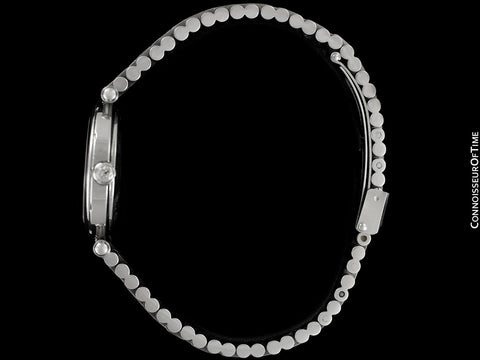 Van Cleef & Arpels VCA La Collection Ladies Vendome Bracelet Watch - Stainless Steel