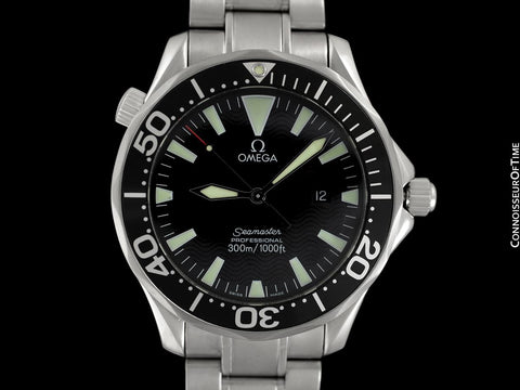 Omega Seamaster 300M Professional Diver Mens Full Size Watch, Stainless Steel - 2264.50