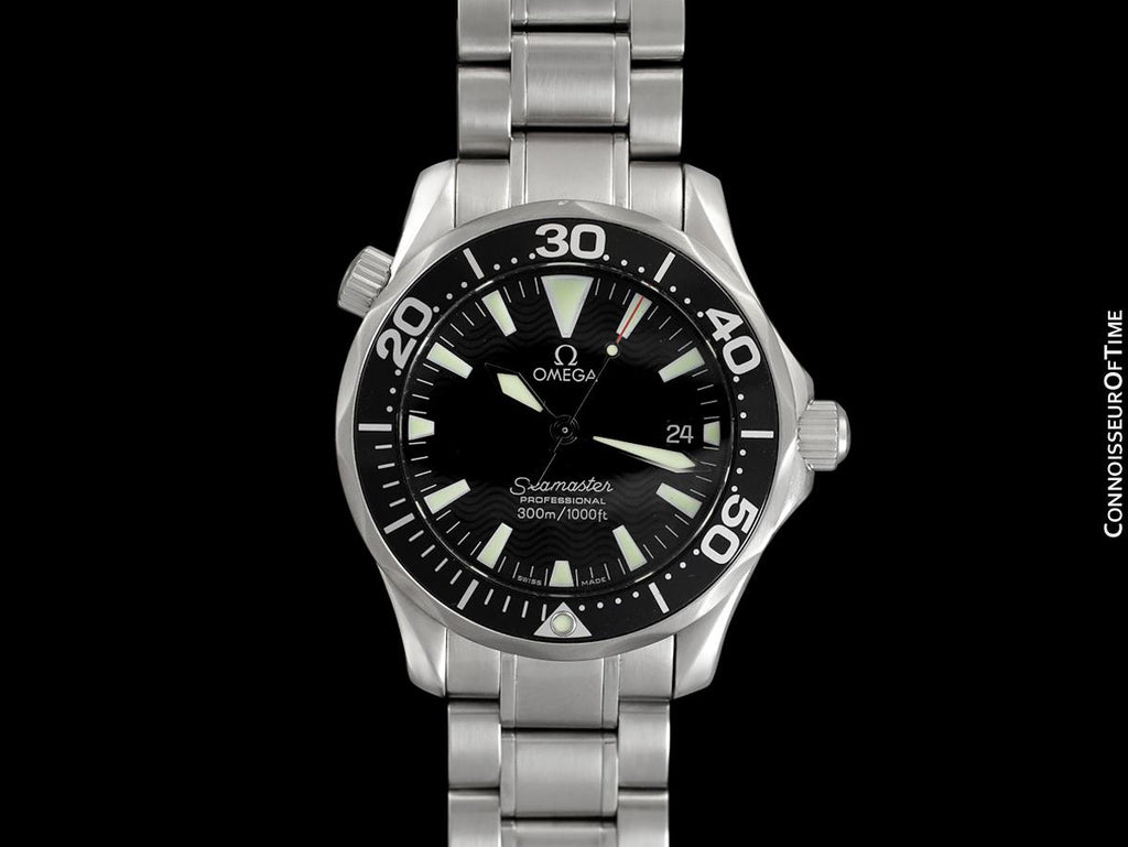 Omega Seamaster 300m Professional Diver Mens Midsize Watch