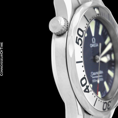 Omega Seamaster Midsize 300M Professional Diver (James Bond Style), Stainless Steel - 2263.80.00