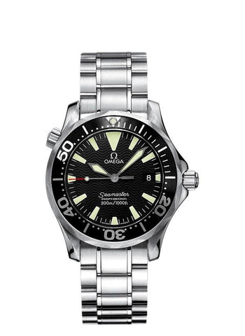 Omega Seamaster 300M Professional Diver Mens Midsize Watch, Stainless Steel - 2262.50