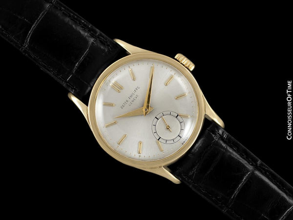 1949 Patek Philippe Vintage Calatrava Ref. 96, 18K Gold - The Original