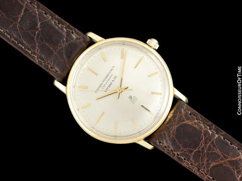 1960's Girard Perregaux for Tiffany & Co. Vintage HF High Frequency Chronometer - 18K Gold