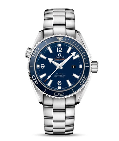 Omega Seamaster Planet Ocean 600M Diver Co-Axial Titanium Watch - $8500, *New*