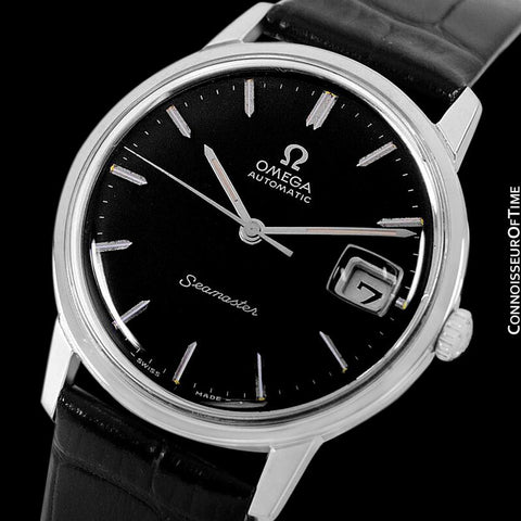 1967 Omega Seamaster Vintage Mens Rare Cal. 560 Watch, Automatic, Date - Stainless Steel