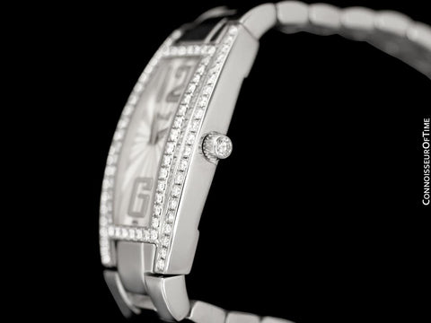 Piaget Limelight Ultra Luxurious Ladies Watch - 18K White Gold & Diamonds