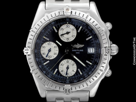 Breitling Windrider Chronomat Mens Chronograph Watch, A13050.1 - Stainless Steel