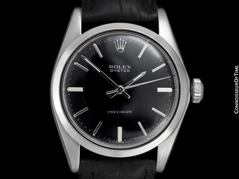 1974 Rolex Oyster Royal Classic Vintage Mens Handwound Watch - Stainless Steel