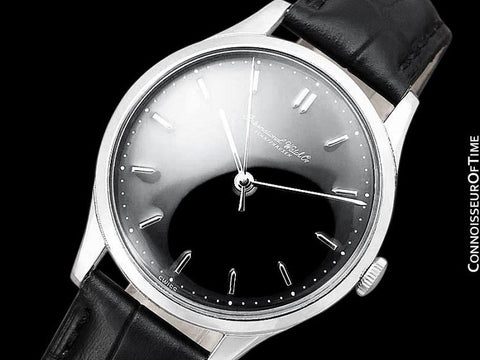 1961 IWC Vintage Mens Watch, Caliber 89 - Stainless Steel