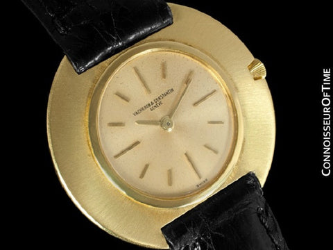 1960's Vacheron & Constantin Vintage Ultra Slim Modernist Watch, Cal. 1003 - 18K Gold