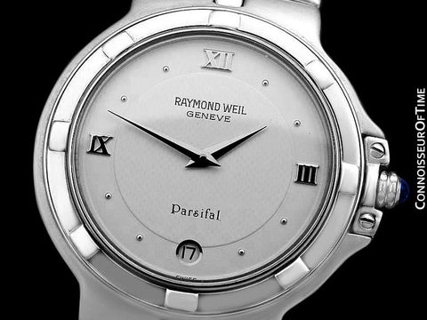 Raymond Weil Parsifal Mens Watch, Ref. 9191 - Stainless Steel