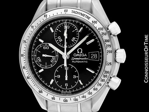 Omega Speedmaster Mens Automatic Chronograph Date Watch, 3513.50 - Stainless Steel