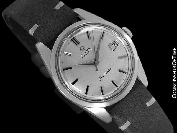 1964 Omega Seamaster Mens Vintage Cal. 562 Watch, Automatic, Date - Stainless Steel