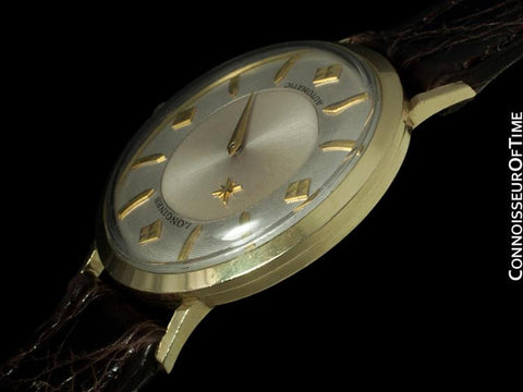 1950's Longines Vintage Mystery Dial Admiral 1200 Watch - 10K Gold Filled