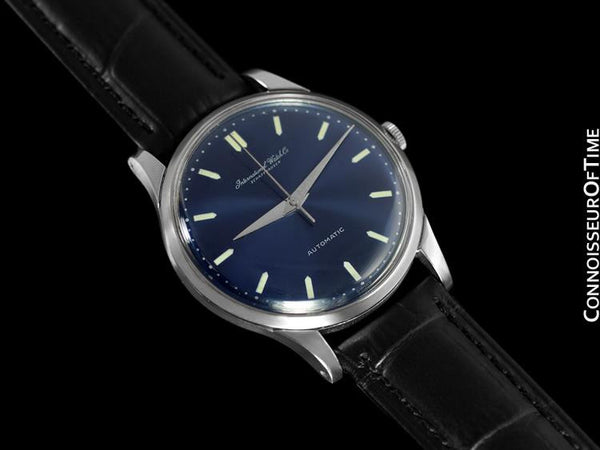 1953 IWC Vintage Mens Watch, Cal. 852 Automatic - Stainless Steel
