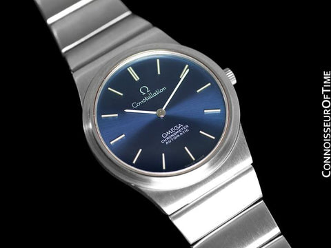 1969 Omega Constellation Vintage Mens Bracelet Watch,  Automatic - Stainless Steel