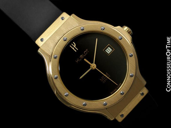 Hublot MDM Ladies Watch - 18K Gold