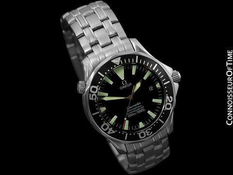 Omega James Bond Seamaster 300M Professional Diver, Stainless Steel, Automatic Chronometer -  2054.50.00