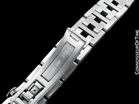 Hermes Clipepr Ladies Quartz Bracelet Watch - Stainless Steel
