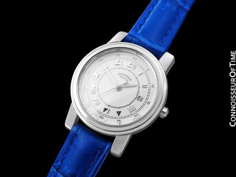 Hermes Carrick Ladies Watch - Stainless Steel
