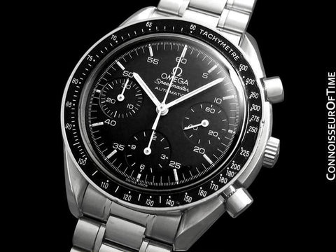 Omega Speedmaster Reduced Chronograph Watch, Automatic - Stainless Steel