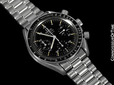 Omega Speedmaster Reduced Chronograph Watch, Automatic, Stainless Steel