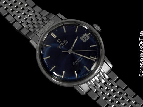 1967 Omega Seamaster De Ville Vintage Mens Cal. 565 Watch, Automatic - Stainless Steel