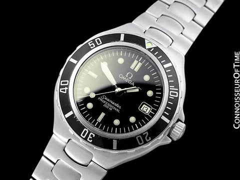 Omega Seamaster 200M Pre-Bond Dive Watch, Date - Stainless Steel