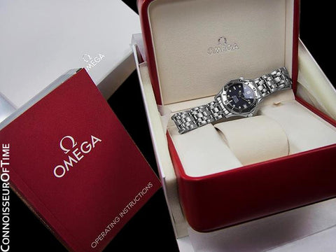 Omega James Bond Seamaster 300M Professional Diver (James Bond), Stainless Steel - Automatic Chronometer