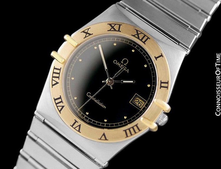 f38451c271a7 ... Omega Constellation Mens 35mm Watch
