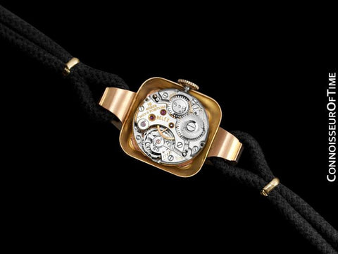 1945 Rolex Vintage Ladies Dress Watch - 18K Rose Gold