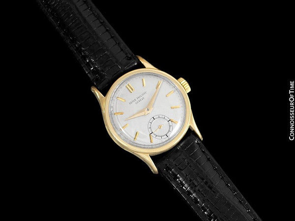 1951 Patek Philippe Vintage Calatrava Ref. 96, 18K Gold - The Original
