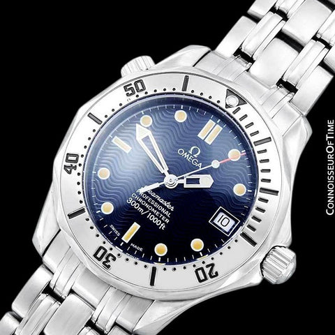 Omega Seamaster 300M Professional Diver (James Bond), Stainless Steel - Automatic Chronometer