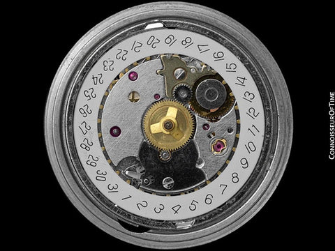 Cartier Caliber 20 Movement for Pasha, etc. (ETA 2824-2) - Original & Working