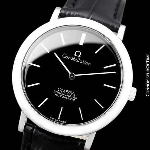 1968 Omega Constellation Mens Automatic Chronometer Watch - Stainless Steel