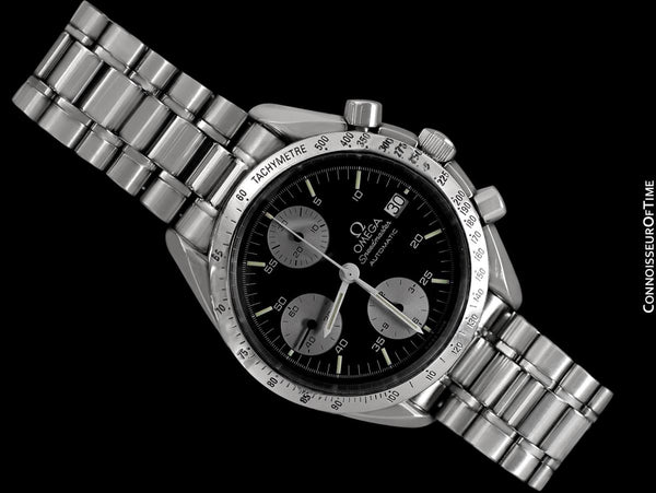 Omega Speedmaster Classic Automatic Chronograph Date Watch, Panda Dial, 3511.80 - Stainless Steel