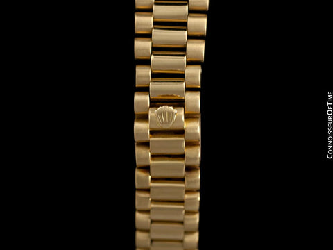 Rolex Ladies President Datejust Ref. 69178, Rolex Factory Diamonds - 18K Gold