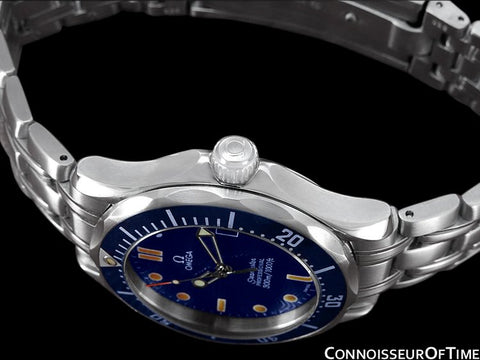 Omega James Bond Seamaster Midsize 300M Professional Diver, Stainless Steel - 2561.80.00